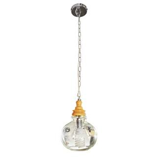 【華燈市】原木風-老窖酒吊燈(工業LOFT風格)