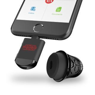 【亞果元素】DARTH VADER 星際大戰黑武士 iOS/microSD 雙介面讀卡機  ADAM 亞果元素