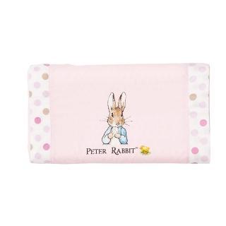 【奇哥】花園比得兔健康枕(粉色)