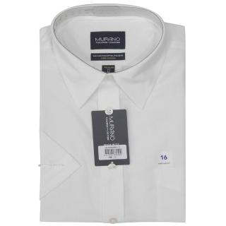 【MURANO】JC正式美版短袖襯衫(NH白)