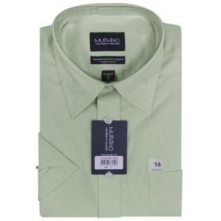 【MURANO】JC正式美版短袖襯衫(NH綠)