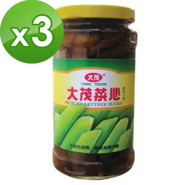 【大茂】大菜心375gX3入