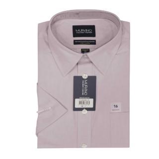 【MURANO】JC正式美版短袖襯衫(淺粉色)