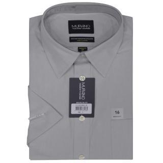 【MURANO】JC正式美版短袖襯衫(淺灰色)