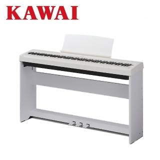 【KAWAI 河合】ES110 88鍵數位電鋼琴 純淨白色款(原廠公司貨 商品保固有保障)