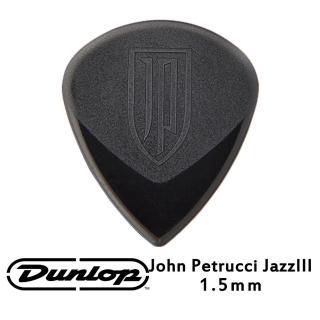 【JIM DUNLOP】JDGP-427PJP Jazz III 電吉他彈片 10片包裝(John Petrucci 代言款式)  JIM DUNLOP