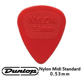 【JIM DUNLOP】JDGP-443R 0.53mm 吉他彈片 10片包裝(完美的呈現出您彈奏的技巧)  JIM DUNLOP