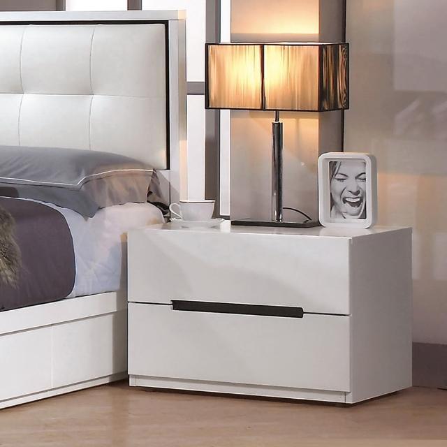 【Bernice】金妮1.9尺床頭櫃