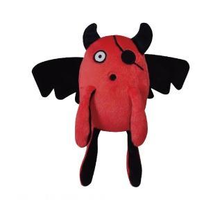 【P.L.A.Y.】外星怪獸-撒尿紅(狗狗最愛啾啾玩具)   P.L.A.Y.
