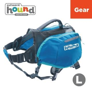 【outward hound】日用旅行背包-L(適用25-39kg  寵物背包外出更方便)