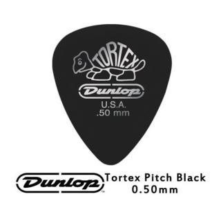 【JIM DUNLOP】JDGP-488R 0.50mm 吉他彈片 10片包裝(聲音表現傳達完整 降低耗損)  JIM DUNLOP