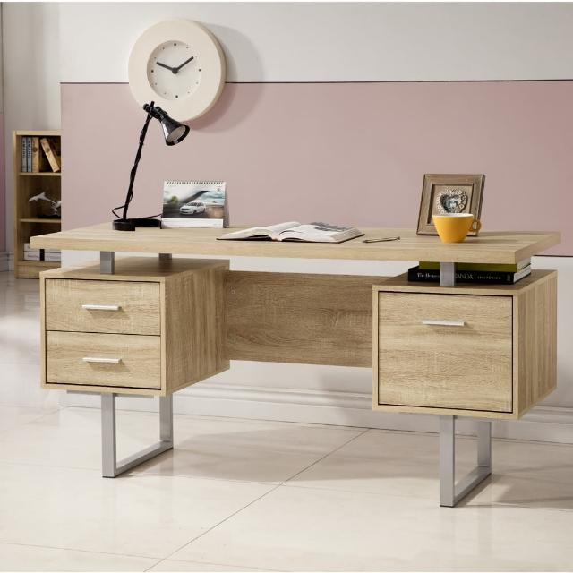 【COMDESK】五尺電腦書桌-淺木色(工作桌-書桌-辦公桌)