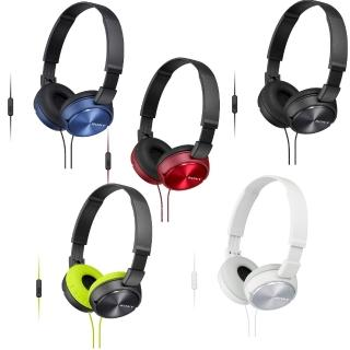 【SONY】手機用線控耳罩式耳麥(MDR-ZX310AP)   SONY 索尼