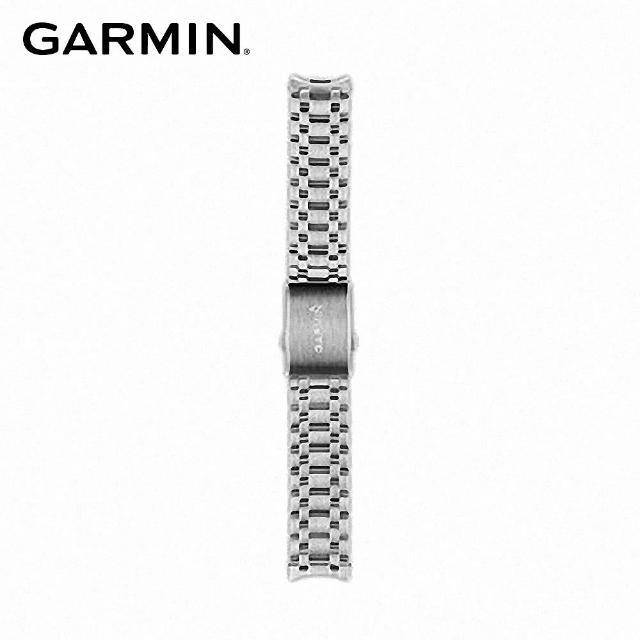 【GARMIN】fenix Chronos 原廠不銹鋼錶帶
