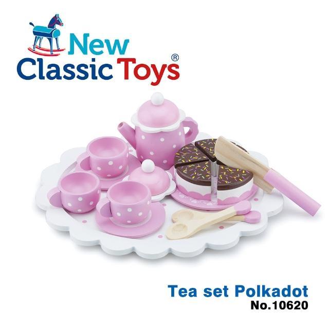 【荷蘭New Classic Toys】甜心下午茶蛋糕組(10620)