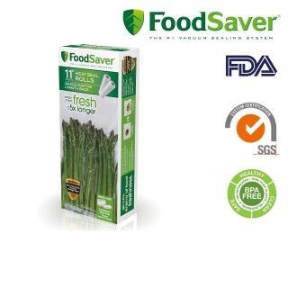 【美國FoodSaver】真空卷2入裝(11吋)  FoodSaver