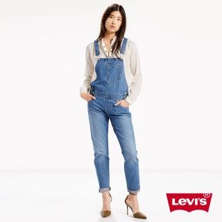 【Levis】Overall 吊帶褲 / 橘標