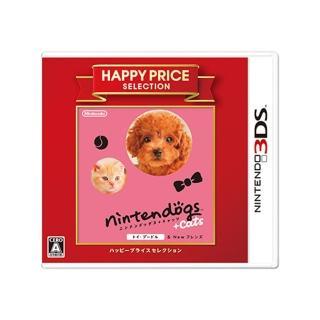 【任天堂】任天狗狗貓貓-玩具貴賓犬日版日文版/日規機專用(3DS軟體)  Nintendo 任天堂