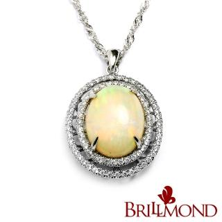【BRILLMOND】極光蛋白石墜(5克拉)   BRILLMOND JEWELRY