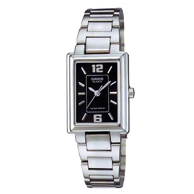【CASIO】熟女方采腕錶(LTP-1238D-1A)