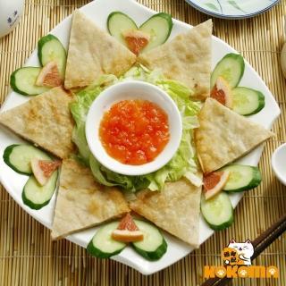 【極鮮配】泰瞎蝦餅(240G±10%/包-5包入)   極鮮配