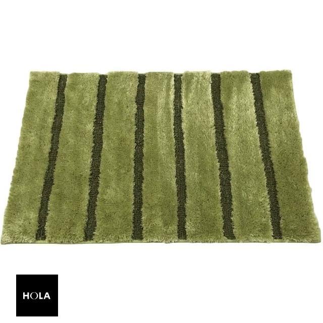 【HOLA】維克纖柔踏墊50x80cm 綠