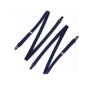 【拉福】獨立2cm真皮質朴中質感西裝吊帶  拉福