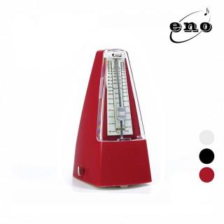 【ENO】EM-06 機械式節拍器(酒紅色)  ENO