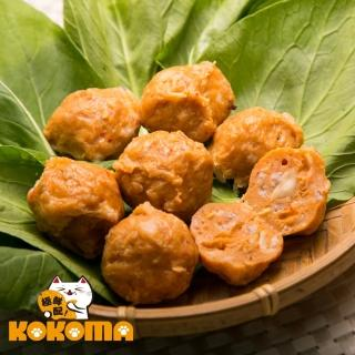 【極鮮配】泡菜貢丸(200g±10%/包-10包入)   極鮮配