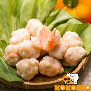 【極鮮配】澎湖海蝦丸(200G±10%/包-10包入)  極鮮配
