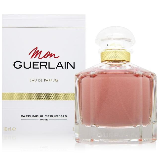 【GUERLAIN嬌蘭】Mon Guerlain我的印記淡香精100ml法國進口(熱銷明星品)