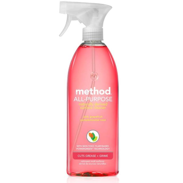 【Method 美則】全效多功能清潔劑─粉紅葡萄柚 828ml