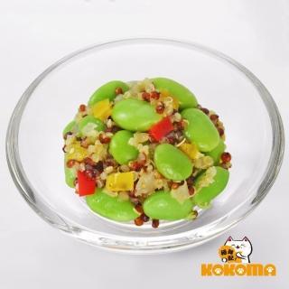 【極鮮配】健康潮食藜麥毛豆(200G±10%/包-3包入)  極鮮配