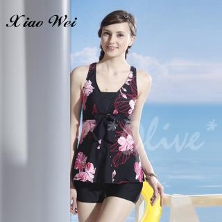 【泳之美】時尚二件式泳裝(NO.8822)  小薇的店