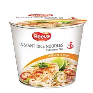 【REEVA】越南瑞法河粉-雞肉風味(70g/碗)