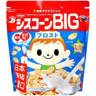 【日清Cisco】BIG糖霜早餐玉米片(220g)  NISSIN 日清