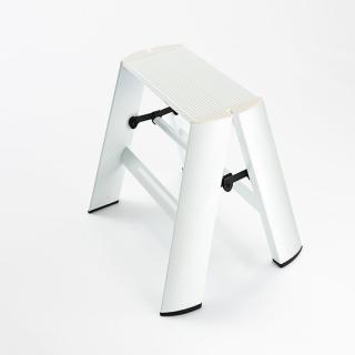 【長谷川Hasegawa設計好梯Lucano設計傢俱梯】1階24cm 白色(ML-1WH)   Hasegawa 長谷川