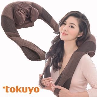 【tokuyo】肩頸鬆按摩器 TH-519(頸部擬真揉夾手感)   tokuyo