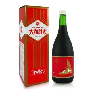 【日本原裝大和酵素】大和酵素原液 1 瓶(720ml*1瓶附原廠提袋)  Yamato 大和