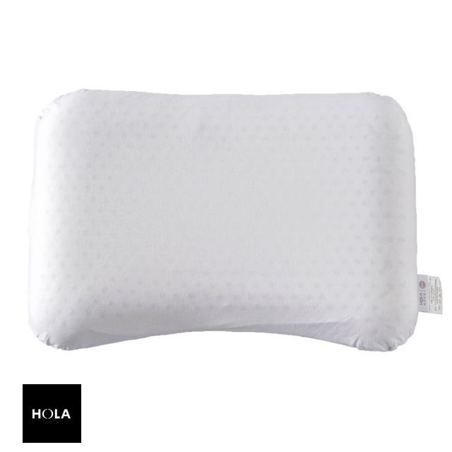 【HOLA】HOLA 馬來西亞天然乳膠安定枕 H11.5 CM