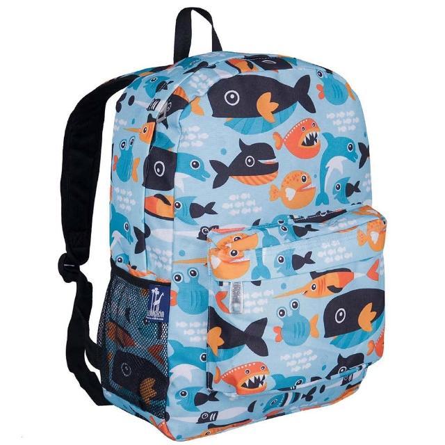 【美國Wildkin】美式書包/後背包(57603鯨豚世界)