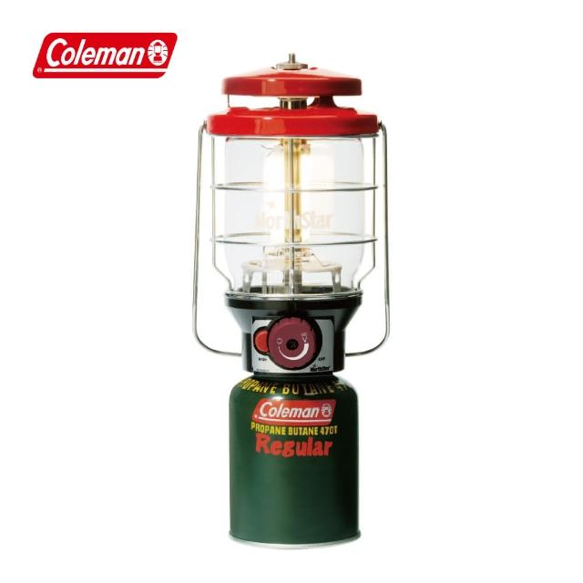 【COLEMAN】2500北極星瓦斯燈-紅(CM-5521JM000)
