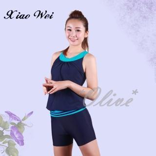 【舒沛品牌】時尚流行二件式泳裝(NO.S3009)  小薇的店
