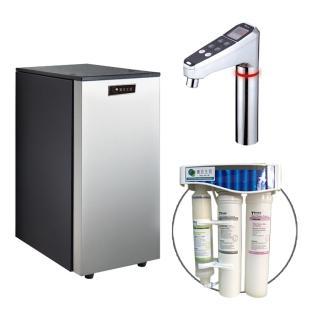 【德克生活】HS-58 櫥下冷熱雙溫飲水機(日本恆溫陶瓷加熱器)   德克生活