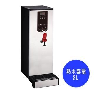 【德克生活】HS-8L桌上型8公升電飲水機(全自動智慧型控制)  德克生活