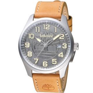 【Timberland】荒野征途時尚腕錶(TBL.15020JS/57)   Timberland