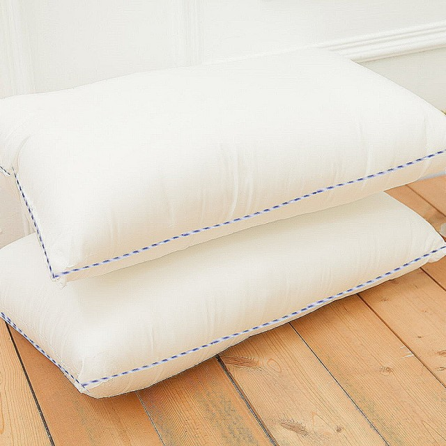 《可水洗Q枕》防潑水車格設計 台灣製造 方便清潔表布 水洗枕(特價版)