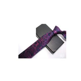 【拉福】領帶風龍領帶6cm領帶手打領帶(手打領帶)  拉福