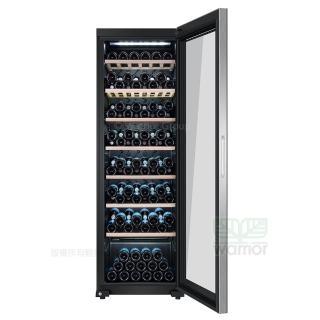 【Haier 海爾】電子式恆溫儲酒冰櫃 JC-366TW(電子式恆溫儲酒冰櫃)  Haier 海爾