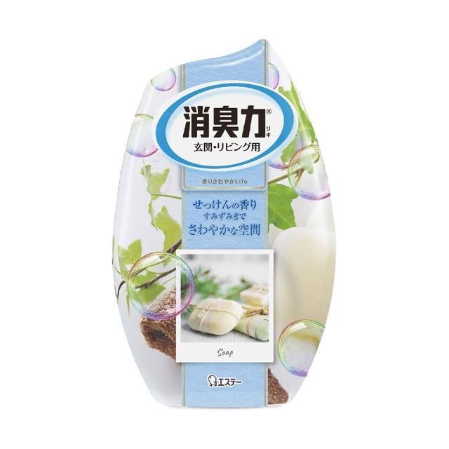 【ST雞仔牌】部屋消臭力-香皂香400ml